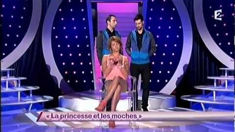 Les Décaféinés - 3 La princesse et les moches - On n'demande qu'a en rire