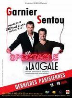 Garnier & Sentou spectacle