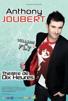 Anthony Joubert spectacle