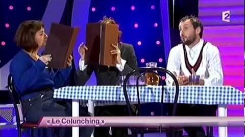 Arnaud Cosson - 19 Le Colunching - ONDAR