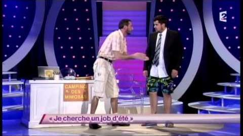 Arnaud Cosson - 40 Je cherche un job d'été - ONDAR