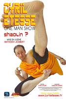 Cyril Etesse Shaolin