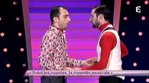 Les Décaféinés 7 - Salut les copains, la comédie musicale - ONDAR