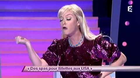 Julie Villers - 9 Des spas pour fillettes aux USA - ONDAR