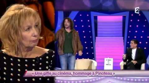 Les Escrocs 1 - Une gifle au cinéma, hommage à Pinoteau - ONDAR