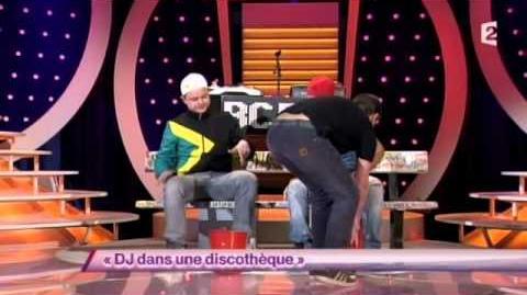 Les Lascars Gays - 71 DJ dans une discothèque - ONDAR