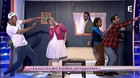 Shirley Souagnon - 18 La Famille Bernichon - Le succès des familles recomposées - ONDAR