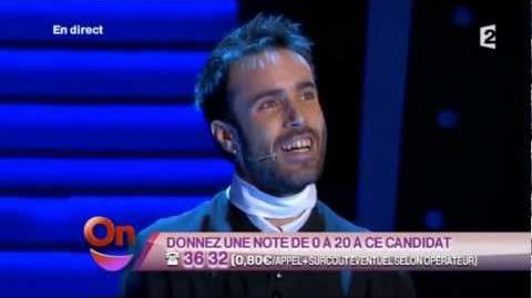 Aymeric Lompret 27 - Un curé corse prie contre la violence - ONDAR - 04 décembre 2012