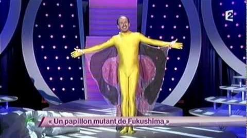 Cyril Etesse - 5 Un papillon mutant de Fukushima - ONDAR
