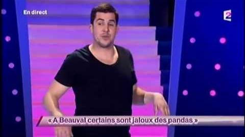 Artus - 21 A Beauval certains sont jaloux des pandas - ONDAR