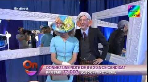 Le prince Charles et Camilla héritent