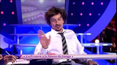 Arnaud Tsamere - La France a la fièvre du tango ONDAR