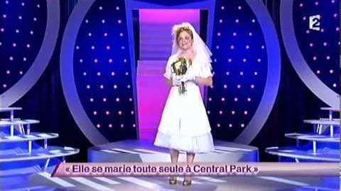 Constance - 38 Elle se marie toute seule à Central Park - ONDAR