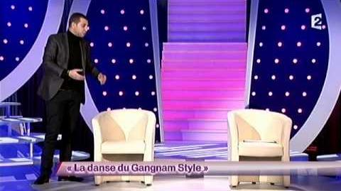 Nidhal - 1 La danse du Gangnam Style - ONDAR
