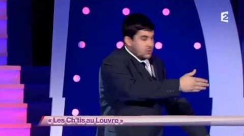 Artus 48 - Les Ch'tis au Louvre - ONDAR