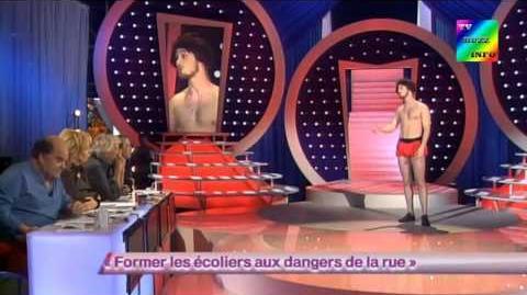Marc Delionnet -3- Former les écoliers aux dangers de la rue - ONDAR - 28 septembre 2012