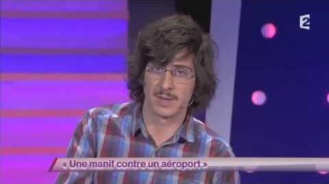 Jim 5 - Une manif contre un aéroport - ONDAR - décembre 2012