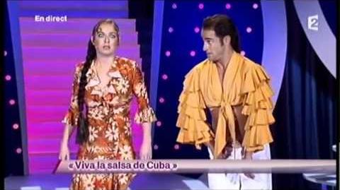 Constance 46 & Florent Peyre Viva La Salsa de Cuba