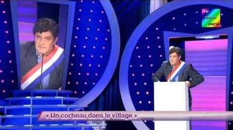 Jean-Luc Le Lay -1-Un corbeau dans le village - ONDAR - 8 octobre 2012