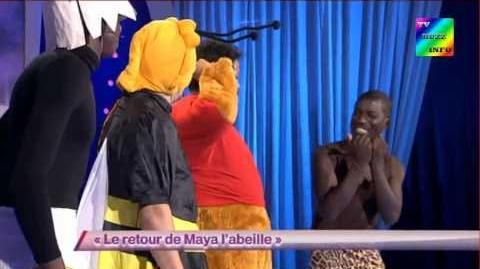 Ahmed Sylla 20 - Le retour de Maya l'abeille - ONDAR - 1er octobre 2012