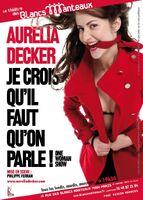 Aurelia Decker Je crois qu'il faut qu'on parle