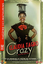 Claudia Tagbo-spectacle