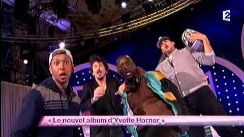 Le nouvel album d'Yvette Horner