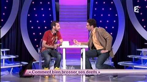 Arnaud Cosson - 39 Comment bien brosser ses dents - ONDAR