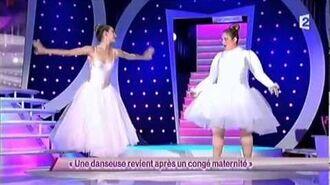 Constance 37 Une danseuse revient après un congé maternité ONDAR