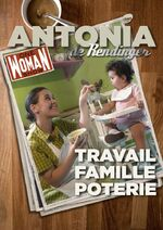 Antonia Travail Famille Poterie