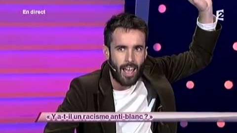 Aymeric Lompret -20- Y-a-t-il un racisme anti-blanc? - ONDAR