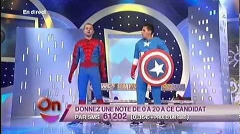 Les Lascars Gays - Prime 1 Spiderman 4 sortira en juillet - ONDAR
