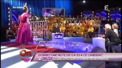 On ne demande qu'a en rire Constance 24 Le Festival de Cannes ONDAR