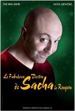 Sacha Judaszko spectacle