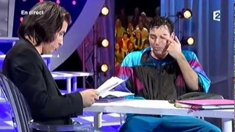 Jérémy Ferrari Ruquier - Ma maison a été inondée - duo avec Lamine Lezghad