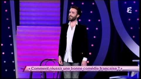 Aymeric Lompret 37 Comment réussir une comédie française? - ONDAR