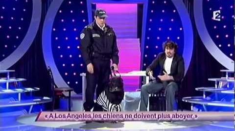 Arnaud Tsamere - 43 A Los Angeles les chiens ne doivent plus aboyer - ONDAR