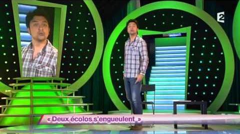 Karim Duval -3- Deux écolos s'engueulent - ONDAR - 22 octobre 2012