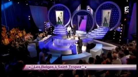 Les Belges à Saint-Tropez