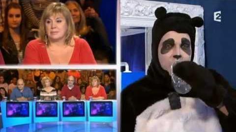 Laurent Pit 6 - L'ambassadeur des pandas dans le monde - ONDAR - 20 décembre 2012