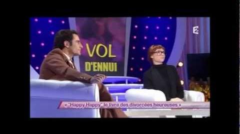 """Constance 40 """"Happy Happy"""", le livre des divorcées heureuses"""