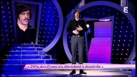 Matthieu Penchinat 6 25% des français décèdent à domicile - ONDAR