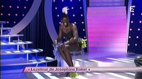 Le retour de Joséphine Baker