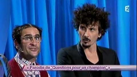 Artus - 36 Parodie de Questions pour un champion - ONDAR