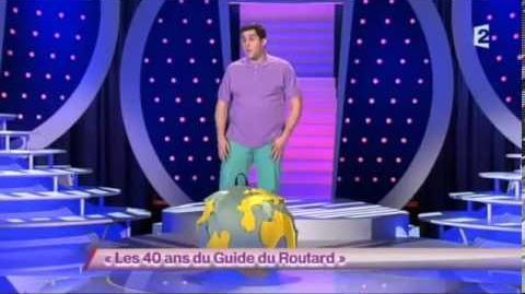 Artus 43 - Les 40 ans du Guide du Routard - ONDAR