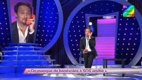 Thierry Bravo 1 - On manque de bénévoles à SOS amitié - ONDAR