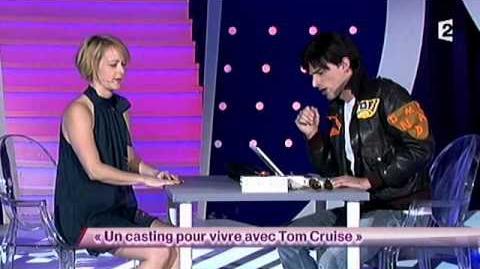 Paco - 9 Un casting pour vivre avec Tom Cruise - ONDAR
