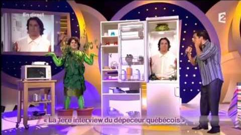 Jérémy Ferrari La 1ère interview du dépeceur québecois Le PRIME 3 ONDAR 29 juin 2012 3