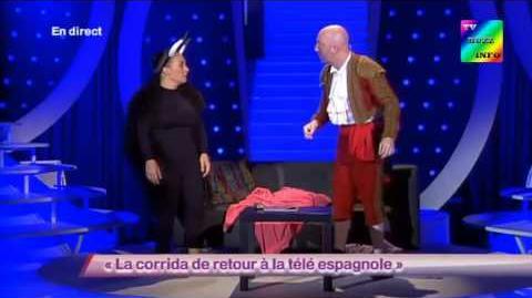 Sacha Judaszko 44 - La corrida de retour à la télé espagnole - ONDAR-0