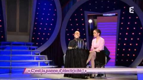 Sacha Judaszko 59 - 98 100 C'est la panne d'électricité - ONDAR 7 février 2013 HD